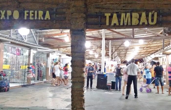 Swing Nordestino se apresenta na Feirinha de Tambaú