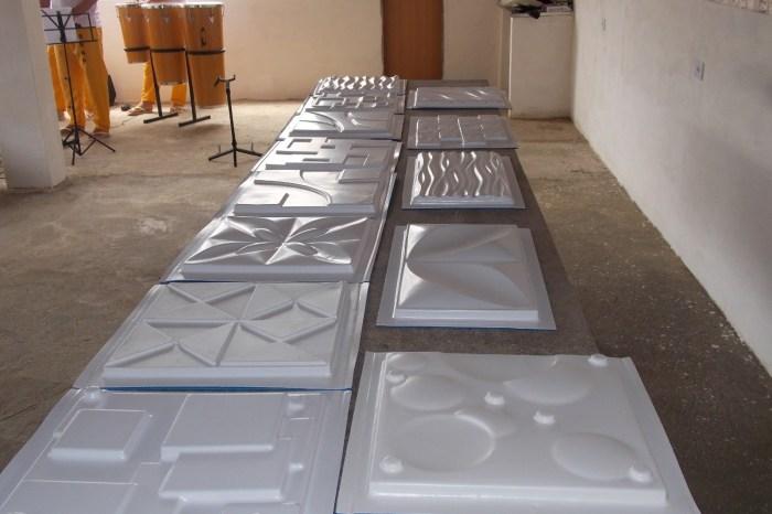 Fábrica de gesso é instalada dentro de presídio em João Pessoa