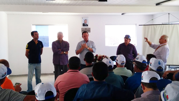Gurjão realizou reunião do fórum de Desenvolvimento Territorial Sustentável do Cariri