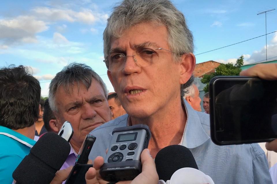 MOÍDOS DA REDAÇÃO: Polícia apura invasão em escritório de Ricardo Coutinho, em JP