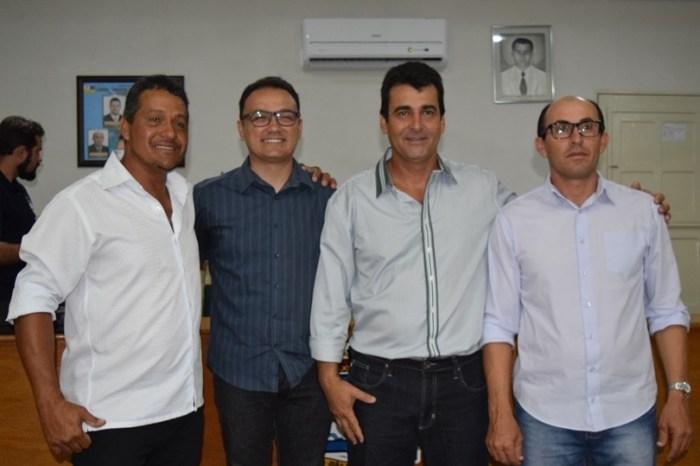 Câmara de São João do Cariri confirma posse da nova mesa diretora para o dia 1º de Janeiro