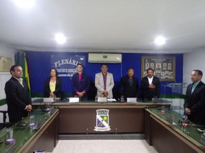 Cícero Silva é reeleito Presidente da Câmara e ganha força na política de Juazeirinho