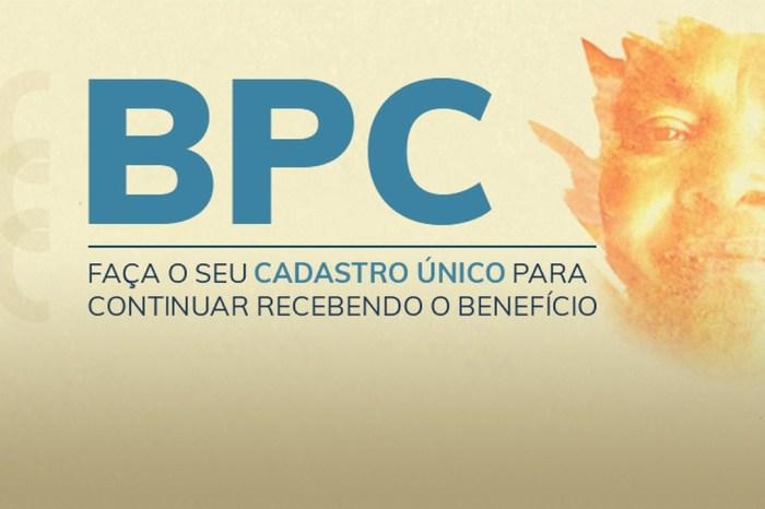 Secretaria de Desenvolvimento convoca beneficiários do BPC para cadastro