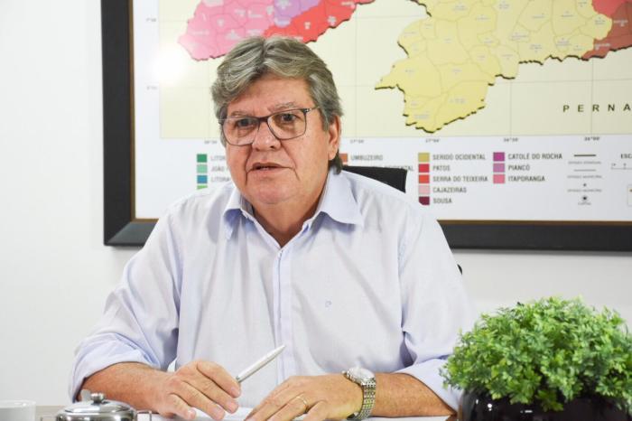 João Azevêdo faz balanço de 2019 e projeta ações para 2020