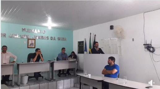 No Cariri: Vereador deixa grupo político e chama oposição de 'lixo'; veja vídeo