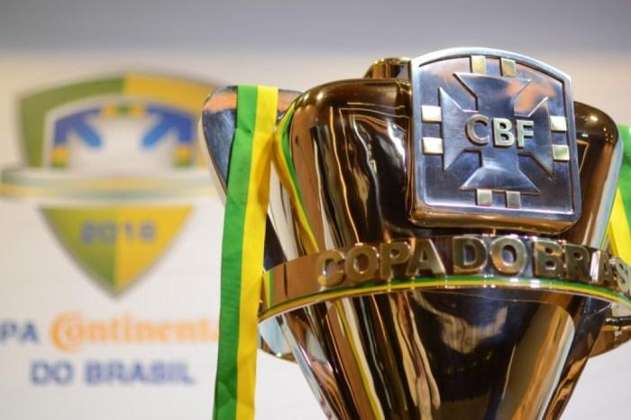 Sorteio define quartas de final da Copa do Brasil; veja confrontos