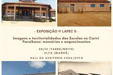 Educação do Campo expõe imagens e territorialidades das Escolas no Cariri até esta sexta