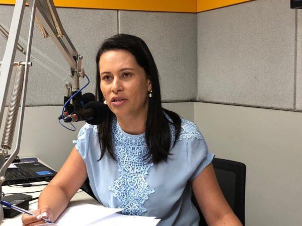 Inara Marinho confirma o nome de Onildo Lindberg como candidato a prefeito em 2020