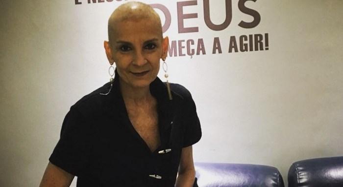 Com câncer, cantora gospel Ludmila Ferber faz último show de 2018