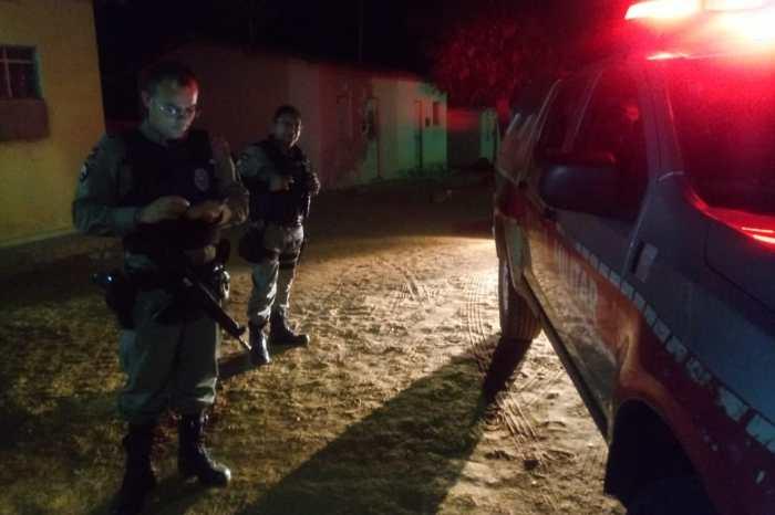 Polícia autua três mães em flagrante por abandono de incapaz em Serra Branca