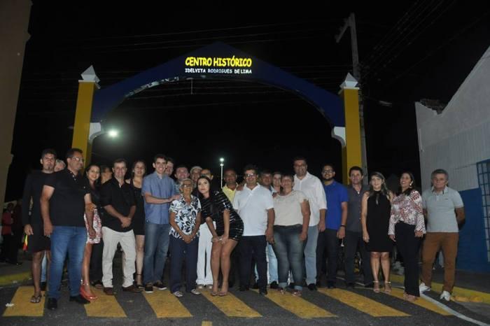 Festa de 58 anos do aniversário de Ouro Velho é encerrada com sucesso