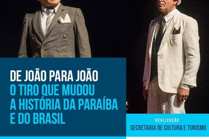 'De João para João' abre trabalhos do Teatro Municipal de Monteiro em 2019