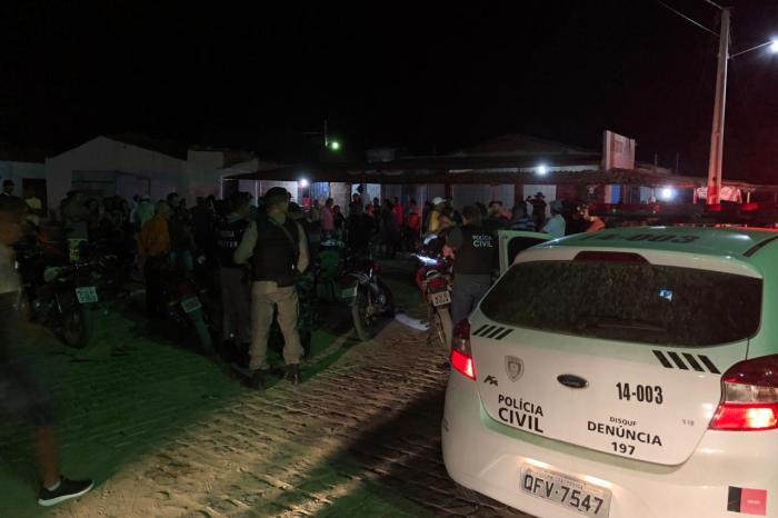Polícias Civil e Militar realizam operação integrada na região do Cariri