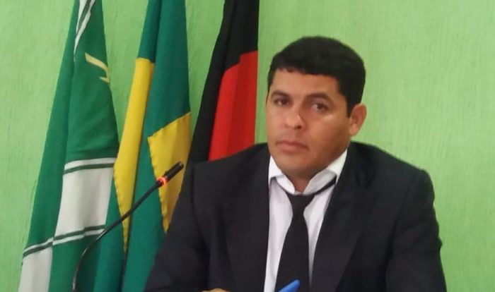Hallan Olympio é eleito por unanimidade presidente da Câmara Municipal de Caturité