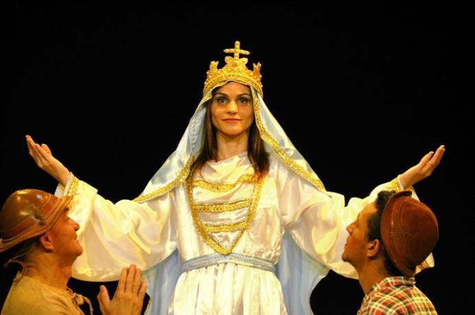 'Auto da Compadecida' é encenado no Theatro Santa Roza