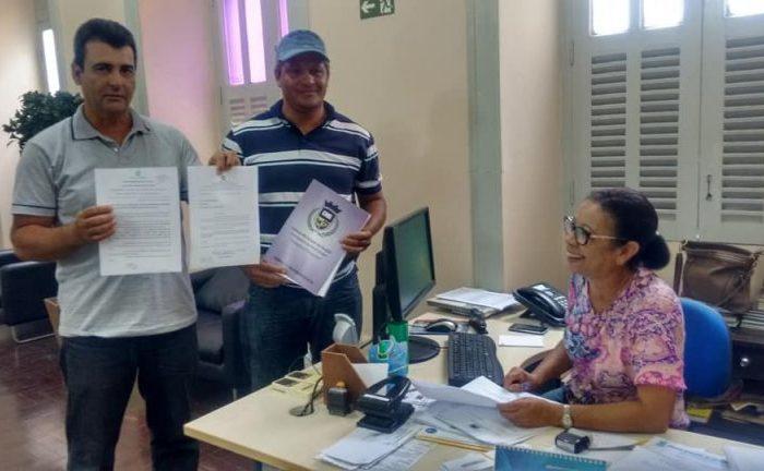 DETRAN: Câmara de São João do Cariri oficializa pedido de audiência com João Azevêdo