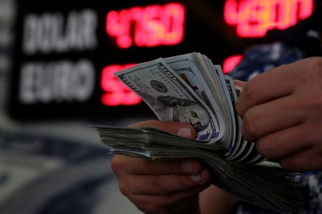 Bolsa tem a maior alta diária em dois meses e dólar volta a cair