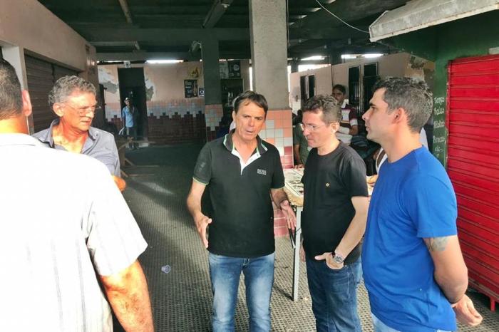 Diretores do Detran visitam Juazeirinho para tratar da implantação da 27ª Ciretran