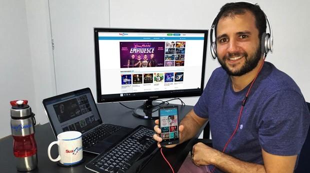 Gratuito: Plataforma independente supera Spotify no Nordeste
