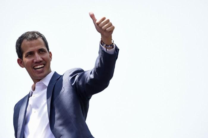 Países europeus reconhecem Guaidó como presidente interino da Venezuela