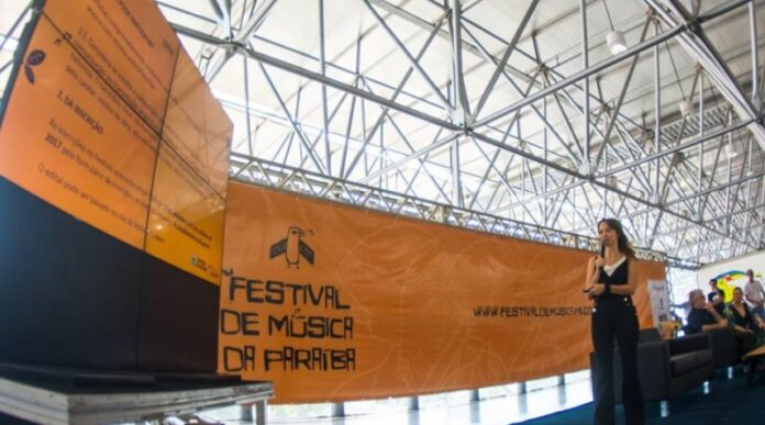 Festival de Música da PB inscreve para a segunda edição