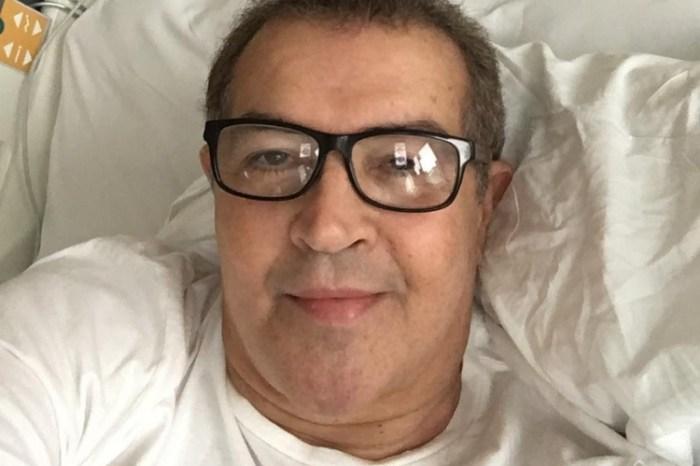 Beto Barbosa recebe alta após 30 dias internado para tratar câncer