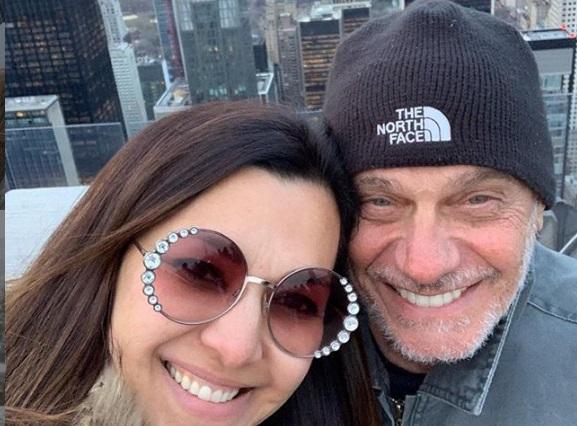 Viúva de Ricardo Boechat emociona seguidores com vídeo do jornalista