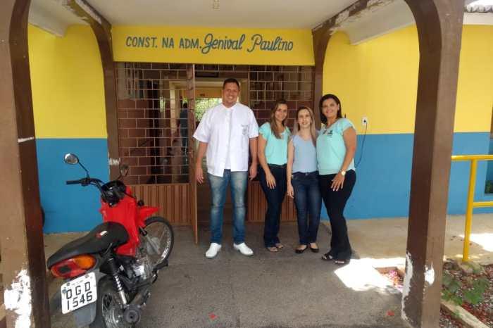 Secretaria de Saúde de Sumé promove ação no Abrigo dos Idosos Rosália Paulino