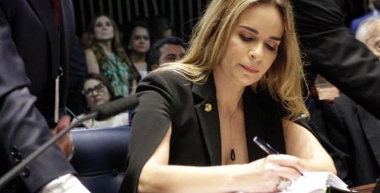 Daniella quer que o Senado volte a discutir a criminalização do aborto