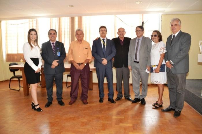 Anna Lorena participa das comemorações dos 76 anos de instalação do Banco do Brasil em Monteiro