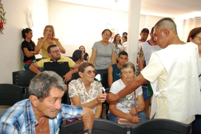 """Janeiro Branco foi repleto de atividades e Monteiro realiza o """"Dia D"""" com CAPS I e CAPS ADIII"""