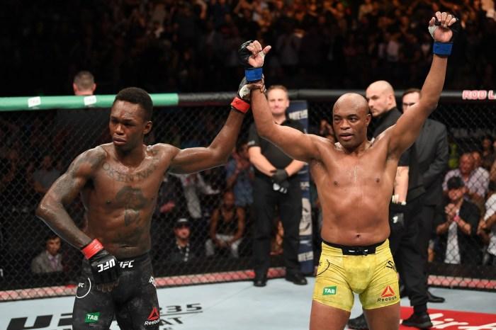 Anderson Silva faz luta dura, mas é derrotado na Austrália