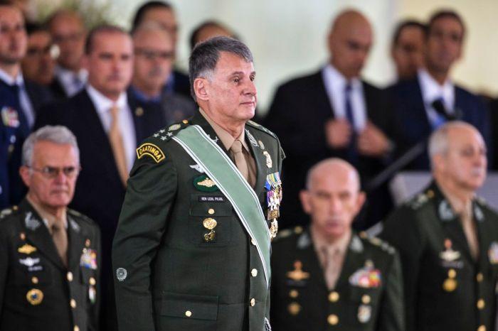 Situação na fronteira está mais calma, diz comandante do Exército