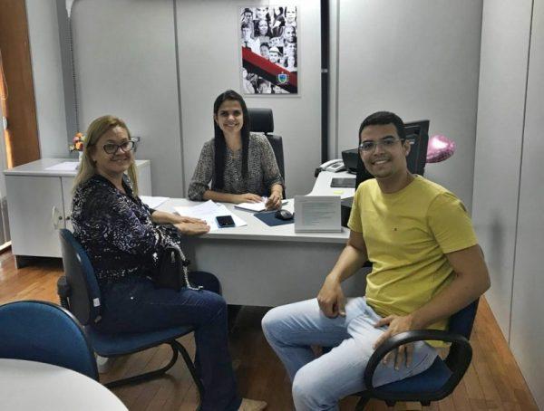 Prefeita Silvana Marinho solicita ao DER reparos na PB que dá acesso à Santo André