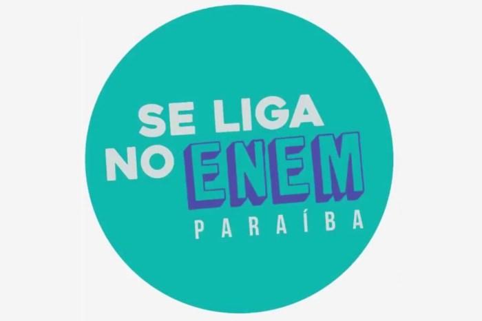 Governo amplia vagas do 'Se Liga no Enem' para alunos da Paraíba