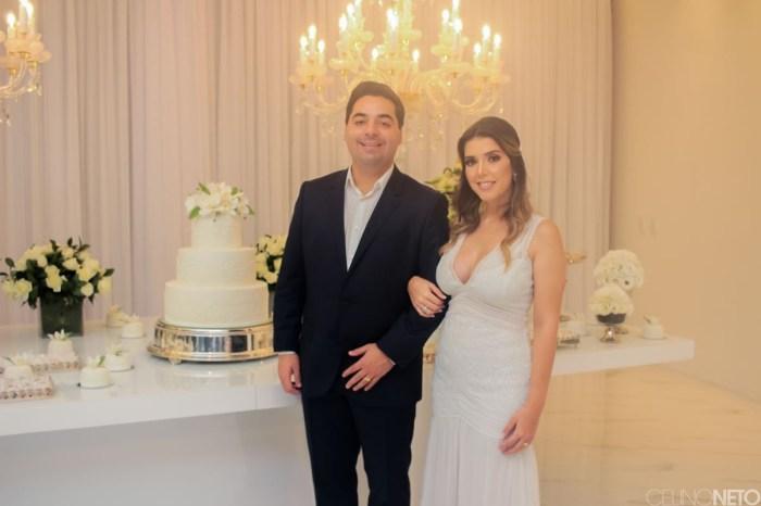 MOÍDOS DA REDAÇÃO: Prefeita de Monteiro se casa durante cerimônia simples em Campina Grande