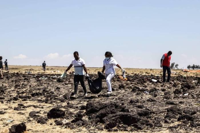Após decolar, avião da Ethiopian Airlines cai com 157 pessoas a bordo
