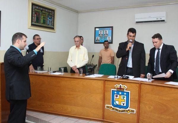 Hélder Trajano assume prefeitura de São João do Cariri e anuncia equipe administrativa