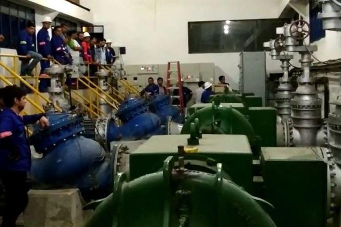 Abastecimento de água na região de CG já está 95% normalizado