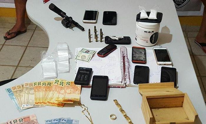 Polícias Civil e Militar prendem suspeitos de 20 homicídios na PB