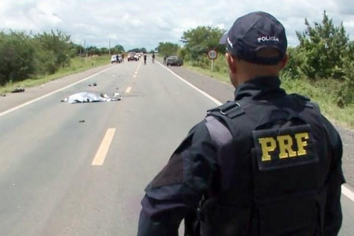 Dois acidentes envolvendo motos deixam três pessoas mortas