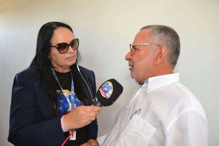 MOÍDOS DA REDAÇÃO: Ex-deputado Carlos Batinga acompanha visita do governador João Azevêdo em Monteiro