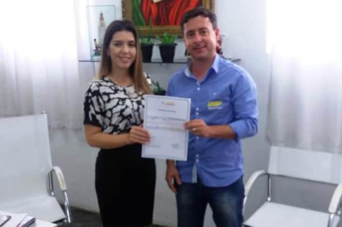 Prefeita Anna Lorena se reúne com representante da UNIP e amplia parcerias na área educacional