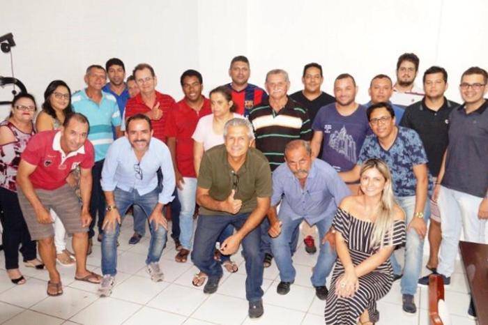 DEM de S. S. do Umbuzeiro realiza convenção e apresenta novos filiados