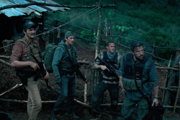 Thriller de filme que se passa na fronteira do Brasil chega à Netflix