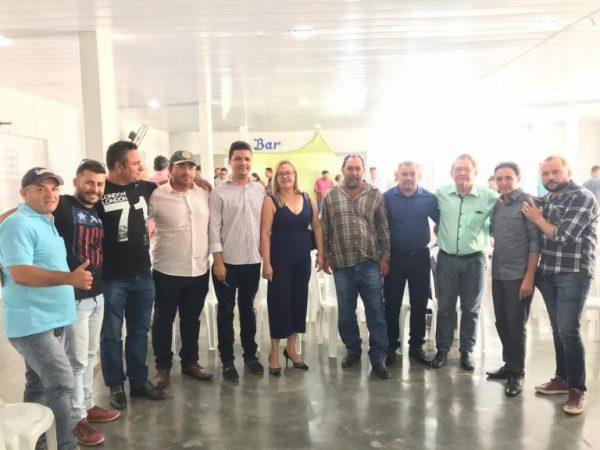 Prefeitura do Cariri realiza cerimônia de posse para aprovados em concurso público