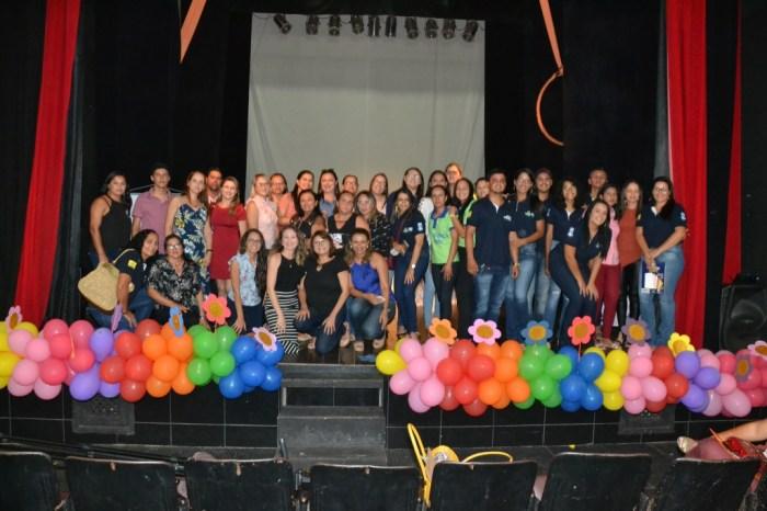 Seminário do Programa Criança Feliz em Monteiro compartilha experiências exitosas