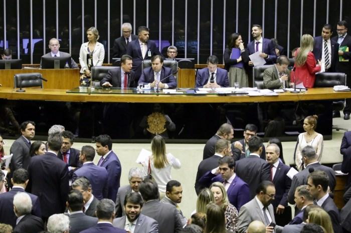 Câmara conclui votação em 1º turno e deixou 2º para agosto