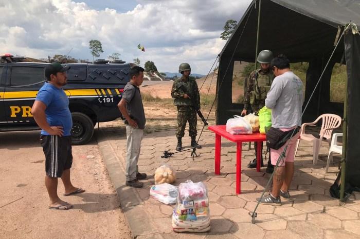 Exército fiscaliza quem cruza fronteira por rotas clandestinas