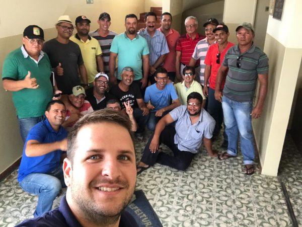 Prefeito Hélder Trajano realiza primeiras ações da nova gestão em São João do Cariri